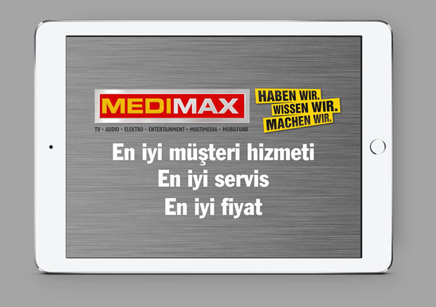 Medimax TV Spot